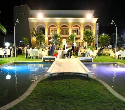 Matrimonio Giardino Luzzi Cosenza - Baccus Palace