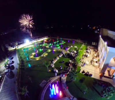 Banquetting eventi in giardino - Baccus Palace