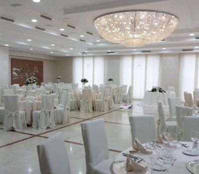 Sala per matrimonio Luzzi Cosenza - Baccus Palace