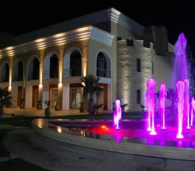 Ristorante e sala ricevimenti Luzzi - Baccus Palace
