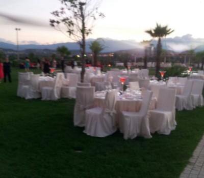 Giardino festa matrimonio - Baccus Palace