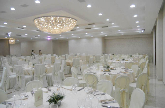 Sala per eventi Luzzi Cosenza - Baccus Palace